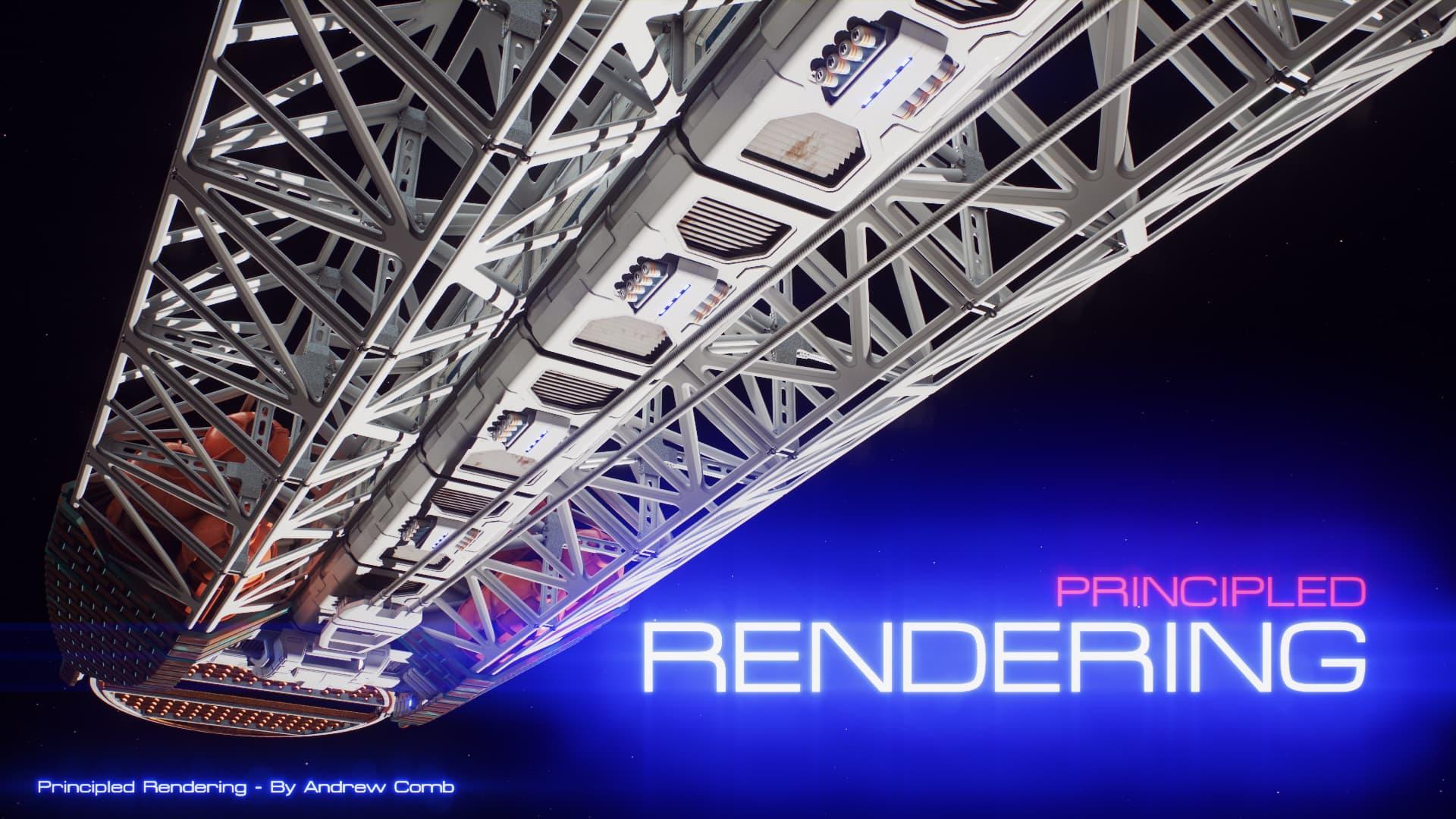 Principled Rendering
